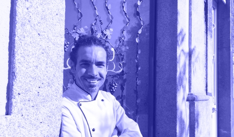 Chef no Bolhão: Chef Victor Rodrigues Blue